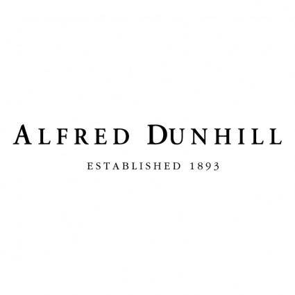 free vector Alfred dunhill