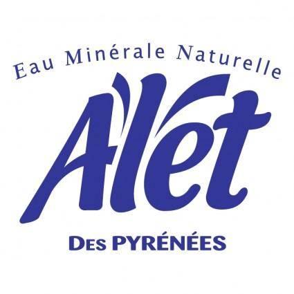 free vector Alet des pyrenees
