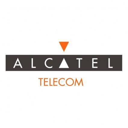 free vector Alcatel telecom 0