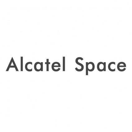 free vector Alcatel space
