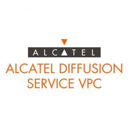 Alcatel diffusion service vpc