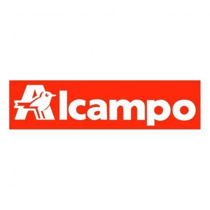 free vector Alcampo