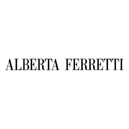 free vector Alberta ferretti