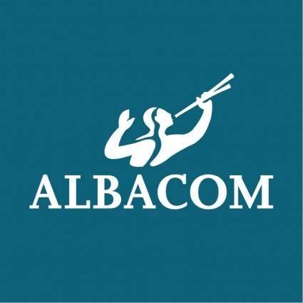 free vector Albacom 0