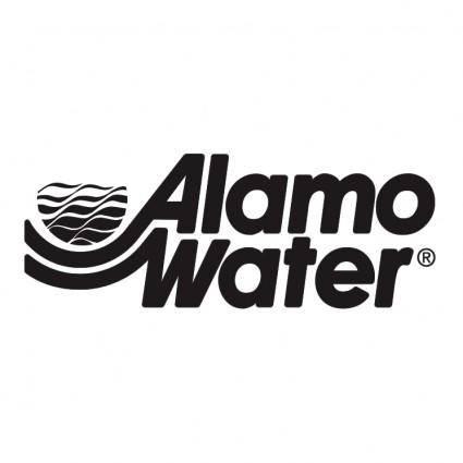 Alamo water