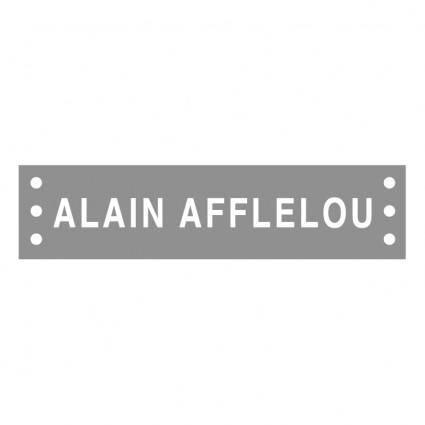 free vector Alain affleou