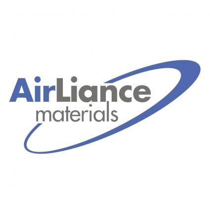 free vector Airliance materials