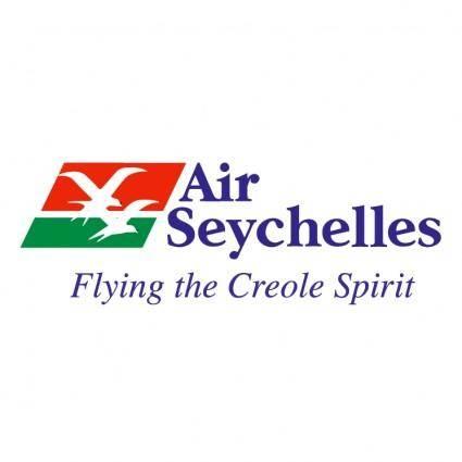 free vector Air seychelles
