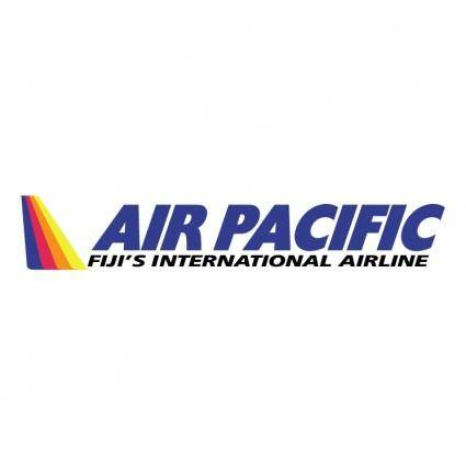free vector Air pacific 2