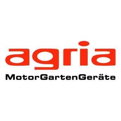Agria motorgartengerate