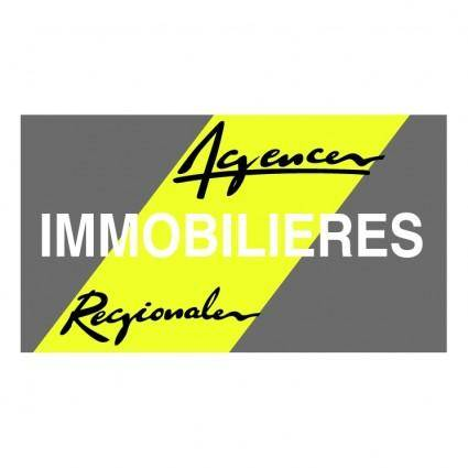 Agences immobilieres regionales