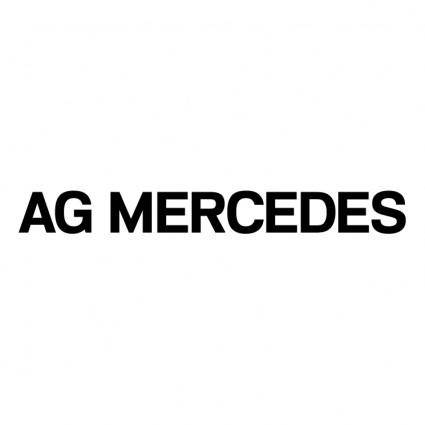 free vector Ag mercedes