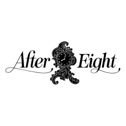 After eight 2