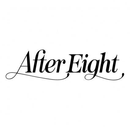 After eight 1