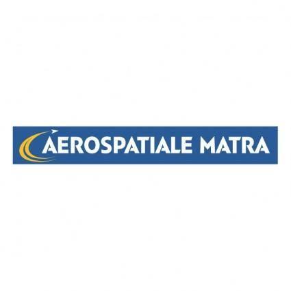 free vector Aerospatiale matra
