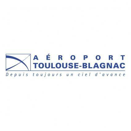free vector Aeroport toulouse blagnac