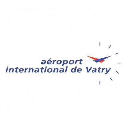 free vector Aeroport international de vatry
