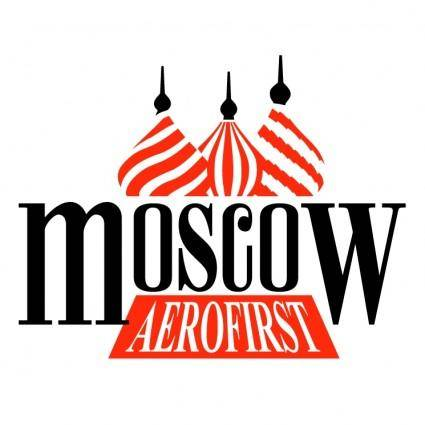 free vector Aerofirst moscow