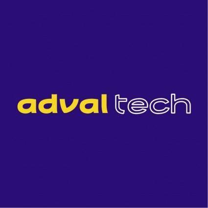 free vector Adval tech 0