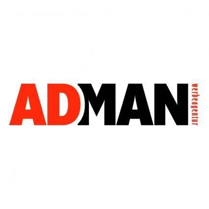 free vector Adman
