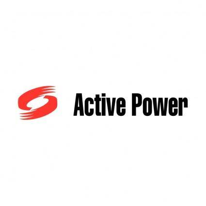 Active power