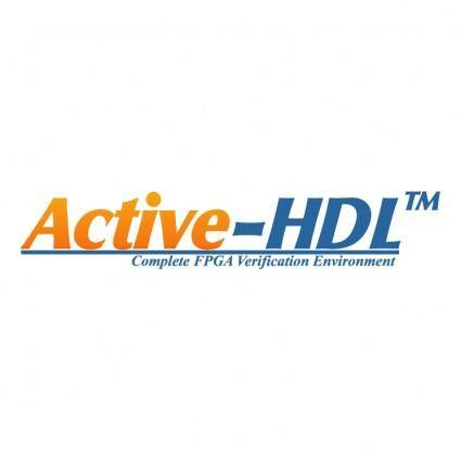 free vector Active hdl