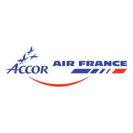 Accor air france