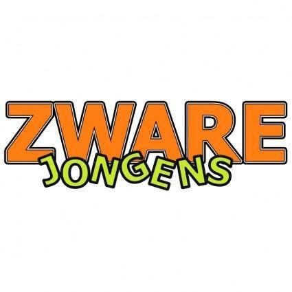 free vector Zware jongens