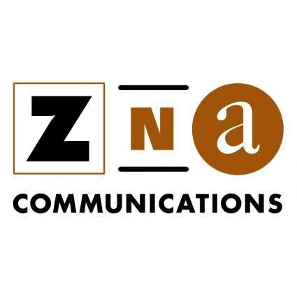 free vector Zna communications