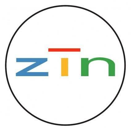 free vector Zin