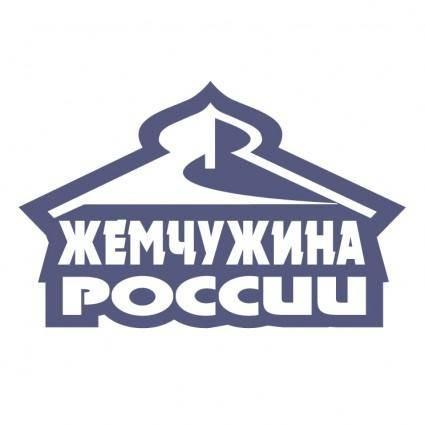 free vector Zhemchuzhina of russia