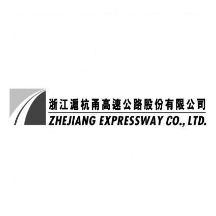 free vector Zhejiang expressway