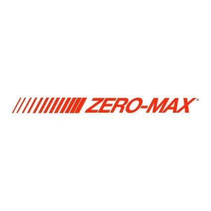 Zero max