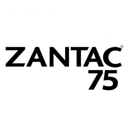 free vector Zantac 75