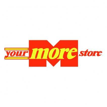 free vector Your more store