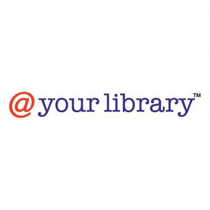 free vector Your library