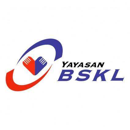 free vector Yayasan bskl