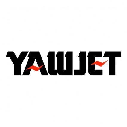 free vector Yawjet