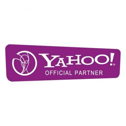 free vector Yahoo 2002 world cup official partner