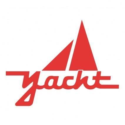free vector Yacht