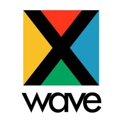 free vector Xwave 1
