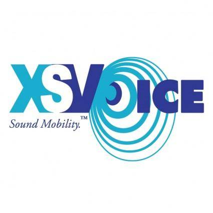 free vector Xsvoice