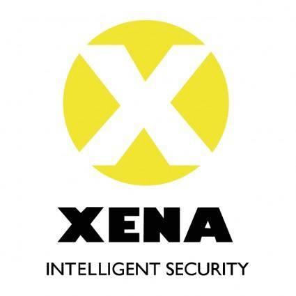 free vector Xena