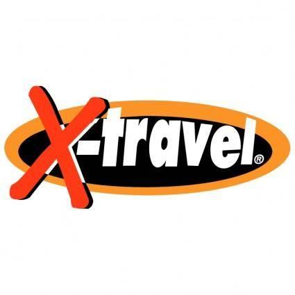 free vector X travel