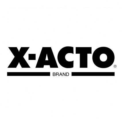 X acto