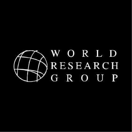 free vector World research group