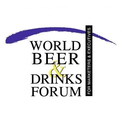 World beer drinks forum