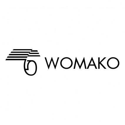 free vector Womako