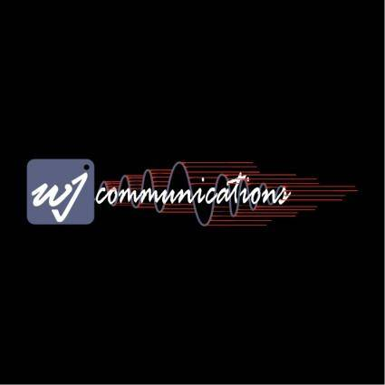 free vector Wj communications