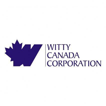 free vector Witty canada corporation